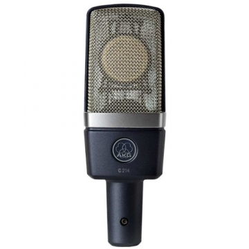 AKG Pro Audio C214 Condenser Microphone