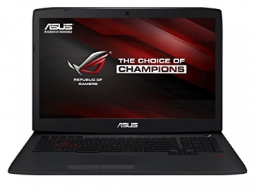 asus g751jy gaming laptop