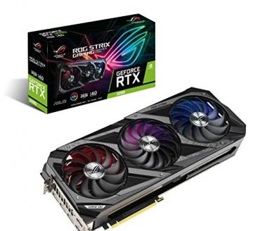 ASUS ROG NVIDIA GeForce RTX 3090 Gaming Graphics Card