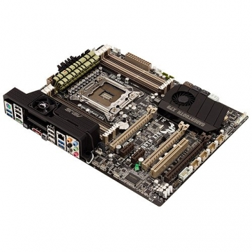 asus sabertooth x79 computer motherboard