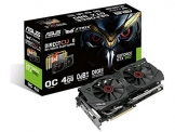 ASUS STRIX GeForce GTX 980 4 GB DDR5 Graphics Card