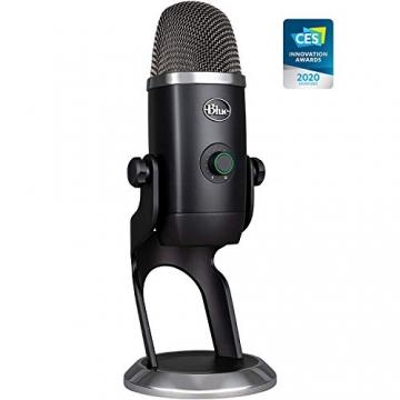 Blue Yeti X USB Microphone