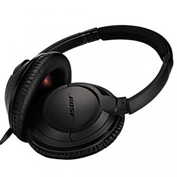Bose Soundtrue Headphones Black