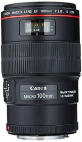 Canon EF 100mm f/2.8L Lens