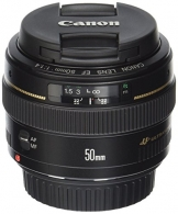 Canon EF 50mm Lens