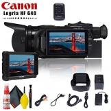 Canon Legria HF G40 facecam