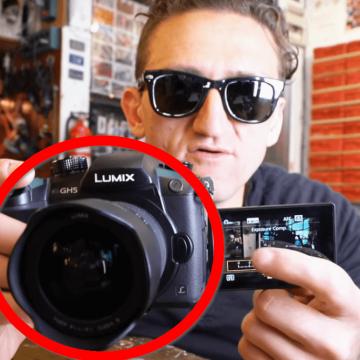 Casey Neistat´s Camera