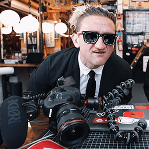 Casey Neistat Camera Gear