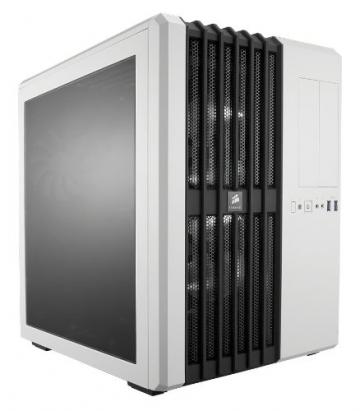 corsair air 540 computer case white