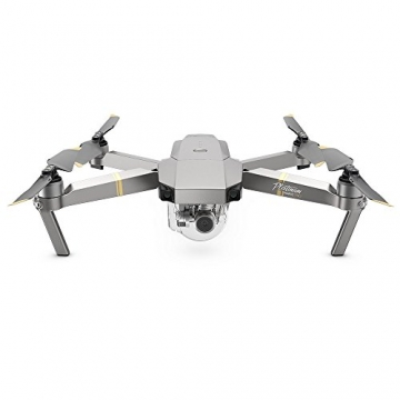 DJI Mavic PRO Platinum Drone Collapsible Drone