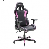 DXRacer Gaming Chair Black/Pink