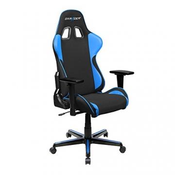 DXRacer Gaming Chair Black/Blue