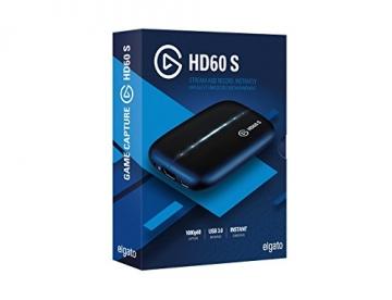Elgato Game Capture HD60 S Screen Recorder