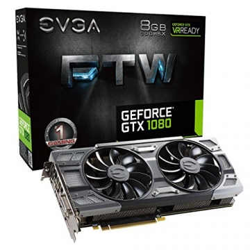 EVGA GeForce GTX 1080 Graphics Card