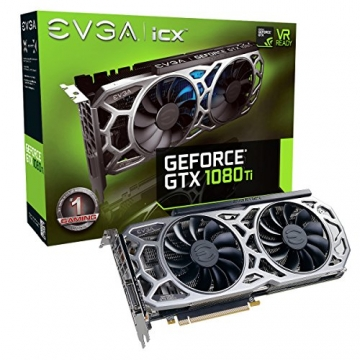 EVGA GeForce GTX 1080 Ti SC2 Graphics Card