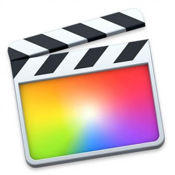 Video Editing Software Final Cut Pro X