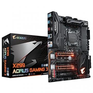 GIGABYTE AORUS X299 AORUS Gaming 3 Motherboard