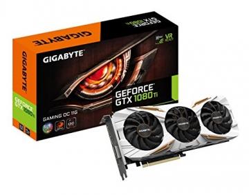Gigabyte GeForce GTX 1080 Ti Graphics Card