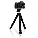 igadgitz flexible camera tripod