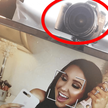 Jaclyn Hill´s Camera