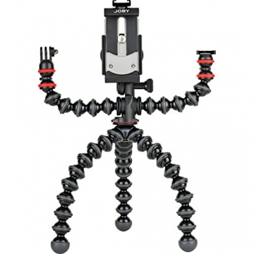 Joby GorillaPod Mobile Tripod Rig for Videos with Smartphones