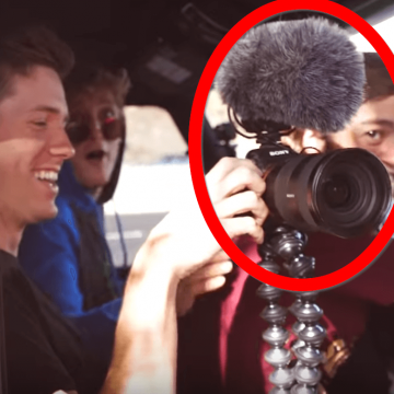 Logan Paul Vlog Camera Setup