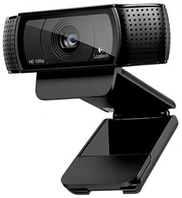 logitech c920 webcam facecam