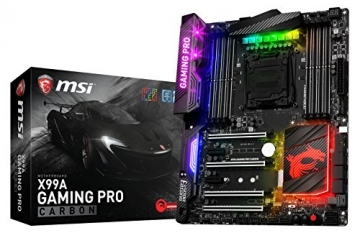 MSI Computer X99A GAMING PRO Motherboard