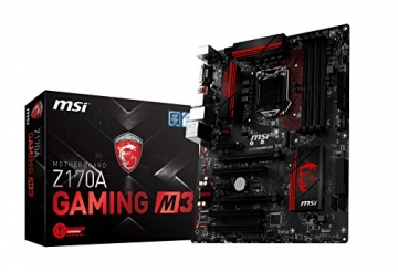 MSI Z170A Mainboard