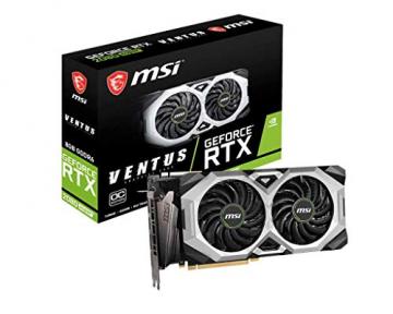 MSI Gaming GeForce RTX 2080 Super Graphics Card