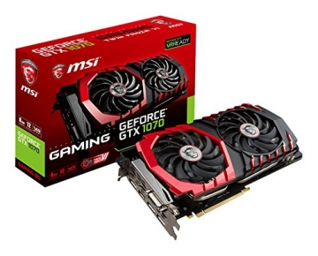 MSI GeForce GTX 1070 Graphics Card