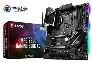 MSI MPG Z390 Gaming Edge AC Gaming Motherboard