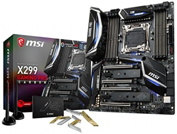 MSI X299 Gaming PRO Carbon Mainboard