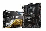 MSI Z270-A PRO Gaming Mainboard