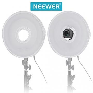 neewer video light softbox diffusor