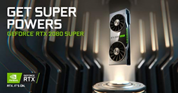 NVIDIA GeForce RTX 2080 Super Graphics Card