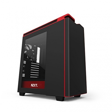 NZXT H440 Mid Tower Computer Case