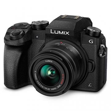 Panasonic LUMIX G7 4K Facecam