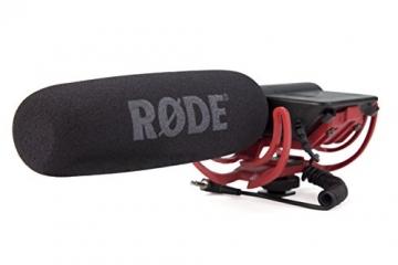 rode videomic camera microphone