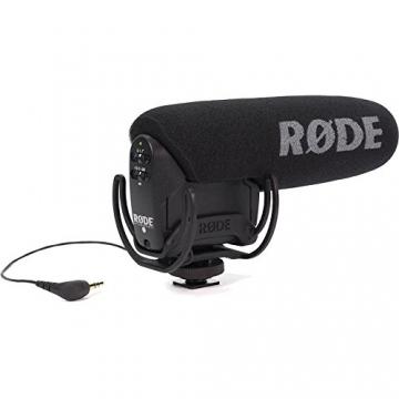 rode videomic pro camera microphone