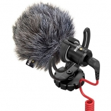 rode videomicro compact camera microphone