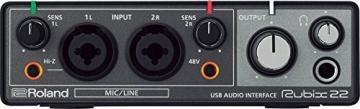 Roland RUBIX22 Rubix 22 Audio Interface