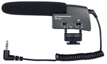 sennheiser MKE 400 Camera Microphone