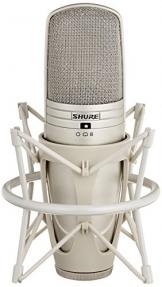 Shure KSM44A Studio Microphone