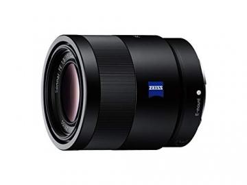 Sony 55mm F1.8 Lense