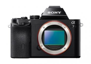 sony a7 mirrorless digital camera