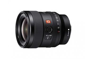 Sony E-mount FE 24mm F1.4 Lens