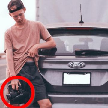 Tanner Fox Camera Gear