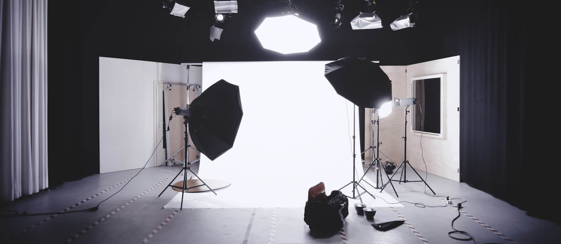 Video Studio Equipment