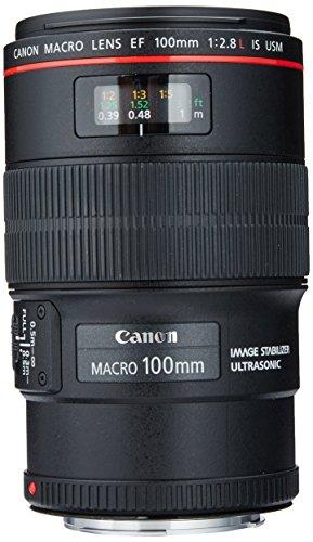 Canon EF 100mm f/2.8L Lens